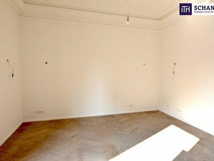 Geniale Lage! Top Wohnung/Praxis im Erstbezug in repräsentativem Altbauhaus!!!
