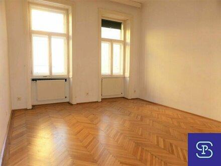 Unbefristeter 63m² Altbau mit 2 Zimmern und Einbauküche - 1120 Wien