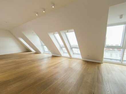 Traumhafte DG-Wohnung mit Terrasse direkt bei der Volksoper in 1090 Wien zu vermieten!