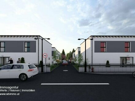 Traumhaftes Projekt mit 6 Einfamilienhäusern in absoluter Grün- Ruhelage!