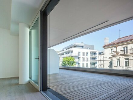 2 Zimmerwohnung mit XXL-Terrasse