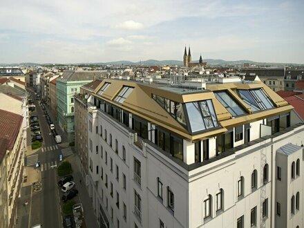 SENSATIONELLES DACHGESCHOSS! 4-Zimmer-Maisonette mit 3 Terrassen