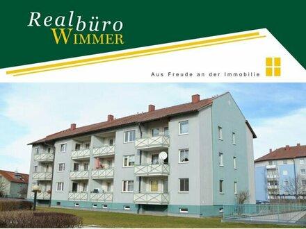 Renovierte 3-Zimmer-Wohnung mit Loggia - PROVISIONSFREI