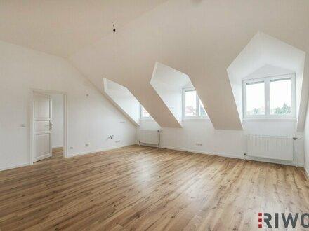 Die Höhe macht den Unterschied - DG Wohnung auf einer EBENE mit bis zu 3,20m Raumhöhe | Jetzt besichtigen!