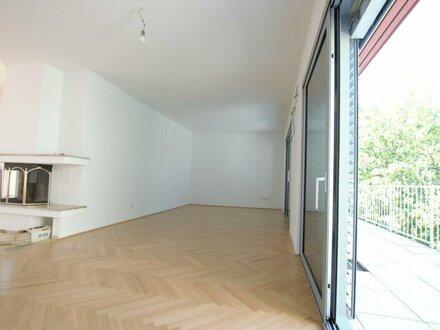 Exklusive 4-Zimmer DG-Wohnung mit großer Terrasse