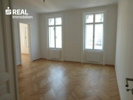 unbefristet - Judenplatz / Wipplingerstraße - sanierte 4-Zimmer-Altbauwohnung