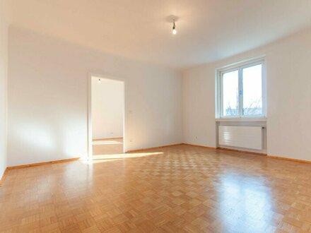 HELLE 2 ZIMMER WOHNUNG IM 3. STOCK MIT 57 m² UND BLICK IN DEN INNENHOF NAHE U3