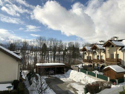 Doppelhaushälfte in Aussichtslage Mondsee