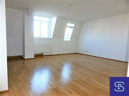 Moderne 69m² DG-Wohnung mit Einbauküche in schöner Lage - 1050 Wien