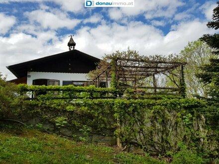 Hübsches Wochenend-/Ferienhaus in sonniger Ruhelage in der Thermen- und Golfregion Güssing-Stegersbach