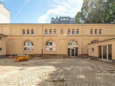 ++NEU++ Außergewöhnliches ALTBAU-Bürohaus, ERSTBEZUG über 3 Etagen in toller Lage, Mitsprache bei Ausstattung möglich!