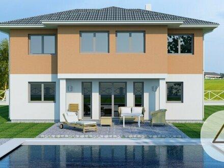 Neues Einfamilienhaus in Mauthausen