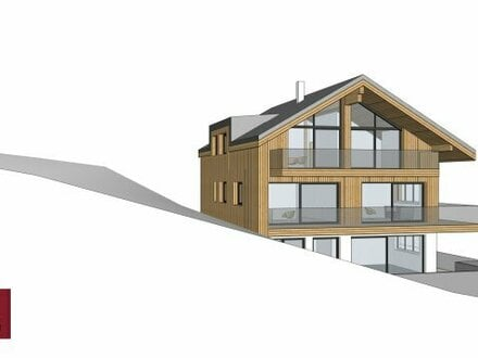 Neubauwohnung mit Dachstein- und Planaiblick
