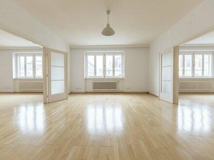 Wohnung mit 4 Zimmern in 1010 Wien zu vermieten!