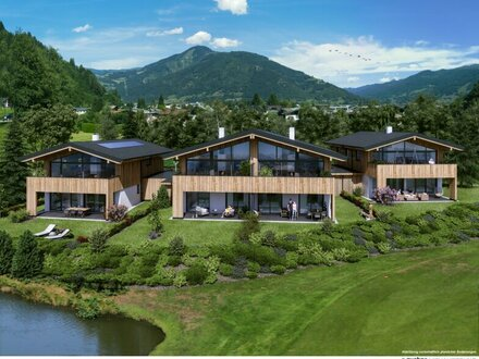 Exklusive Residenz am Golfplatz in Zell am See