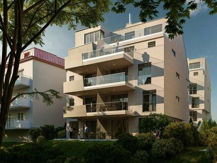 Moderne Apartments mit exquisiter Ausstattung in Wien Währing - Fertigstellung Ende 2019