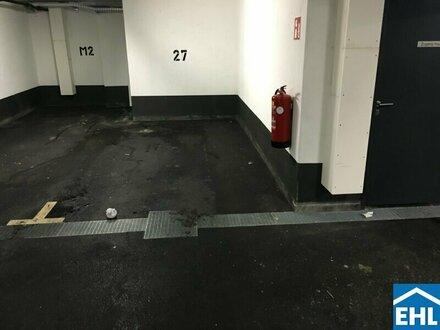 Bequem parken mit EHL in der Adolf-Czettel-Gasse 6