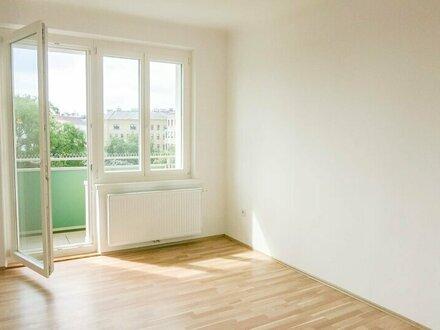 Topsanierte 3-Zimmer-Balkonwohnung mit Ausblick beim Augarten