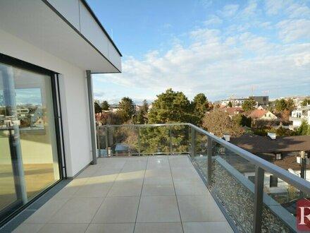Strebersdorf 3-Zimmer-Dachgeschoßwohnung mit Südterrasse Provisionsfreier Erstbezug