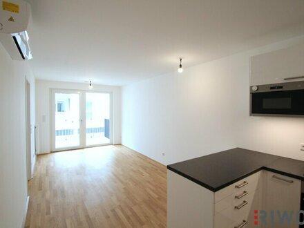 *** Neubau-Erstbezug --- 2- Zimmer --- Großzügiger Balkon --- Klimaanlage --- Vollausgestattete Küche ***
