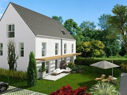 Wunderschönes Doppelhaus, mit herrlichem Fernblick zum Schneeberg in Ebreichsdorf/Unterwaltersdorf