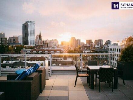 ITH: Provisionsfrei! TOP Dachgeschosswohnung! Neubau Eigentumswohnung mit 95m² Sonnenterrasse in Jakomini