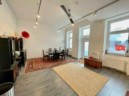 Praxisräume/Büro mit Besprechungsraum + Fitnessbereich