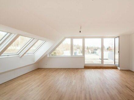 ZUR UNBEFRISTETEN MIETE - erstklassige Dachgeschossmaisonette mit herrlicher Terrasse