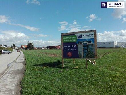 ITH BESTLAGE. GEWERBEGRUNDSTÜCK 3000 m² BD L(GG) 0,2-1 in südlicher STADTGRENZE von GRAZ
