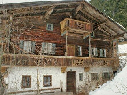 RARITÄT Original Tiroler Bauernhaus zum Wiederafbau