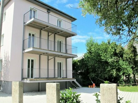 Erstbezug: Hochwertige 3-Zimmer Wohnung mit Balkon