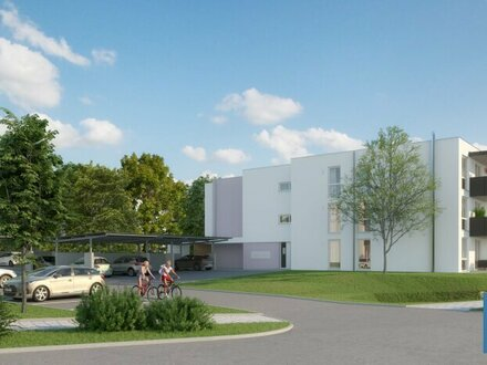 Neubauprojekt in Tarsdorf, 3-Zimmer-Mietkaufwohnung Top 5,10