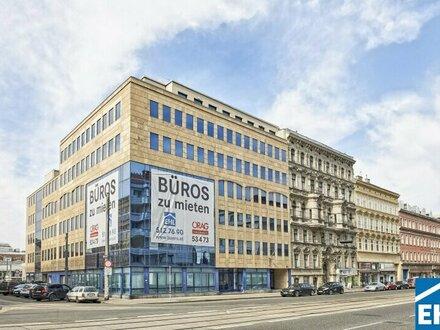 Moderne Büroflächen in markanter Lage
