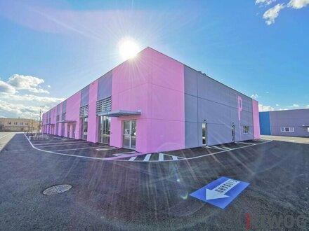 Büros, Verkaufs- oder Produktionsflächen im modernen Geschäftsviertel!