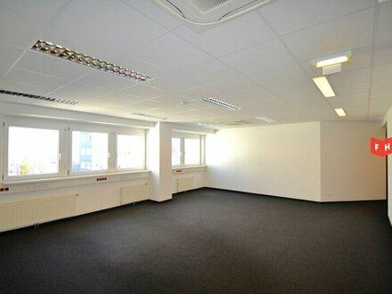 Moderne Büroflächen im B17 in Wr. Neudorf