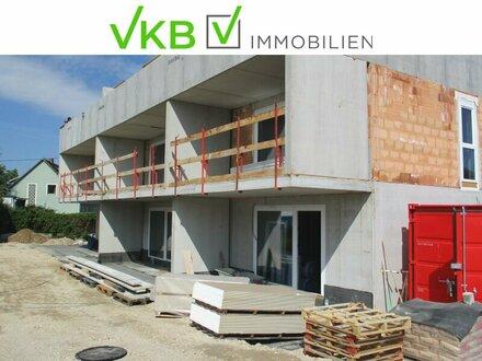 Wohnprojekt Marchtrenk-Erstbezugswohnung mit Loggia und Tiefgaragenplatz