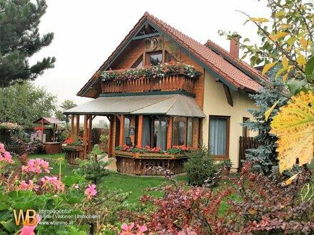 NEUWERTIGES, ruhig gelegenes Einfamilienhaus mit 4 Zimmer und großem Garten!