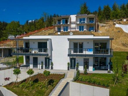 Einliegerwohnung in Doppelhaushälfte * Projekt Terrassenberg * (DHH15)