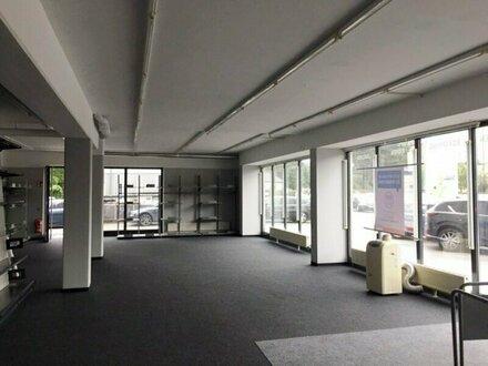 Achtung: Geschäftslokal - frequentierte Lage - große Fensterfront