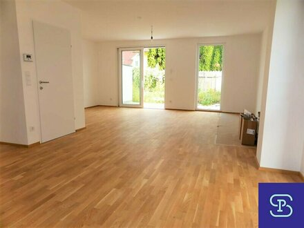 Erstbezug: 143m² Doppelhaushälfte + 53m² Keller beim Mühlwasser - 1220 Wien