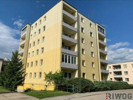 HOCHWERTIG-SONNIG-RUHIG - 3-Zimmer-Wohnung mit Balkon - topsaniert