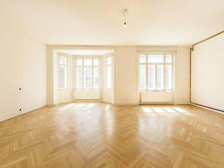 Bezaubernde Altbauwohnung mit 3 Zimmern unbefristet zu vermieten!