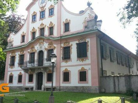 Salzburg Stadt - Büroeinheit im historischen Anwesen zu vermieten