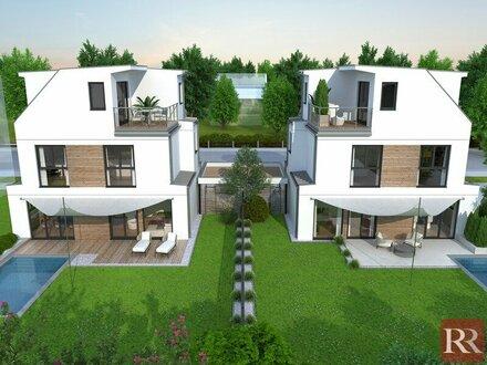 Rarität Alte Donau Nähe Exklusives Einfamilienhaus auf EIGENGRUND - provisionsfrei