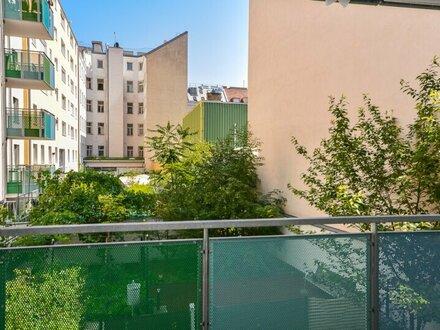 3 Zimmer Wohnung mit Balkon in Hofruhelage