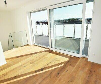 Ab ins Dachgeschoss mit Traumterrasse! Perfekte Raumaufteilung + Hofseitiger Balkon und Terrasse + TOP-Ausstattung + Ideale…