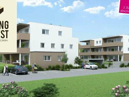 2. Bauhauschnitt! Leistbare Eigentumswohnungen im Herzen von Kefermarkt! TOP B05 1. OG-Mitte