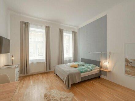++NEU++ Top-sanierte 1-Zimmer ALTBAUwohnung! Fußbodenheizung, Hofruhelage!