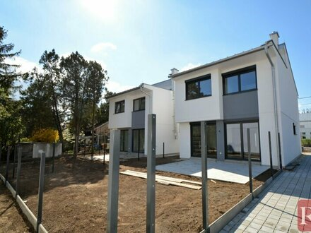 Koffer Packen und einziehen Schlüsselfertiges Einzelhaus in Hirschstetten 0% Provision