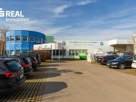 Firmensitz im Gewerbegebiet Biedermannsdorf zu kaufen!